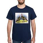 Rio Grande Wild Turkeys Dark T-Shirt