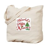 World's Greatest Mommy Tote Bag
