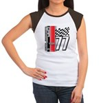 Mustang 1977 Women's Cap Sleeve T-Shirt