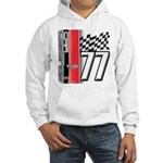 Mustang 1977 Hooded Sweatshirt