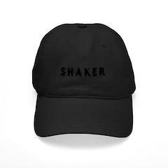 Shaker Black Cap