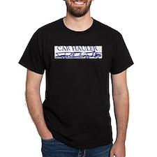 Car Hauler (tm) Black T-Shirt