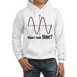 What's Your Sine? Hooded Sweatshirt