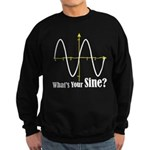 What's Your Sine? Sweatshirt (dark)
