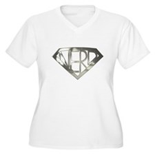 Chrome Super Nerd T-Shirt
