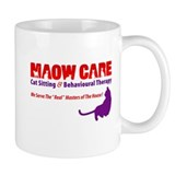 Who's Maow Care? Coffee Mug