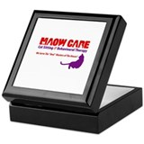 Who's Maow Care? Keepsake Box