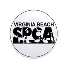 "Spca 3.5"" Button (100 pack)"