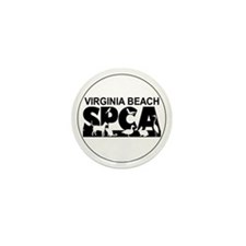 Cute Spca Mini Button (10 pack)