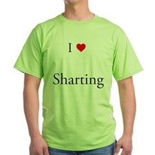 Unique Sharting T-Shirt