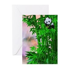 Funny Pandas Greeting Cards (Pk of 20)