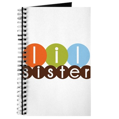 mod circles little sister shirts Journal