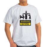 Healthcare Warning T-Shirt