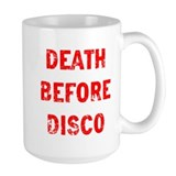 Death Before Disco Mug