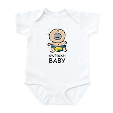 Swedish Baby Infant Bodysuit
