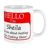 Sheila Coffee Mug