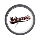 Beauceron Vaesity Wall Clock