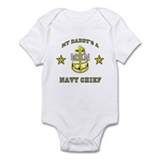 Daddy's a Chief 2 Infant Bodysuit