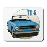 The Avenue Art TR6 Mousepad