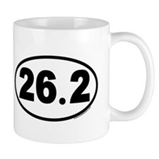 26.2 Marathon Regular Coffee Small Mug