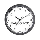 Vancouver Basic Clocks