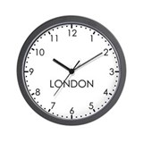 London Basic Clocks