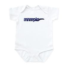 Me n My Parker! Infant Bodysuit
