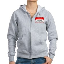 Monique Zip Hoody