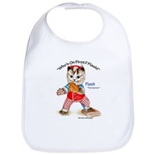 Flash - First Base Bib