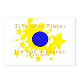 Cool Pluto Postcards (Package of 8)