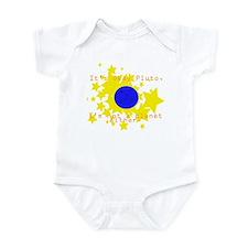 Unique Pluto Infant Bodysuit