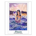 Pisces Small Poster