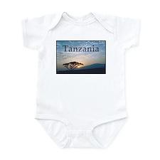 Tanzania Infant Bodysuit