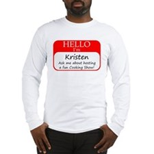 Kristen Long Sleeve T-Shirt