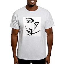 Salvador Ash Grey T-Shirt