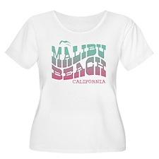 Malibu Beach California T-Shirt