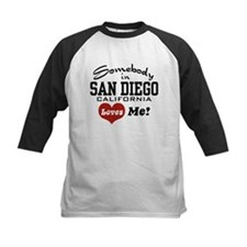 Somebody In San Diego Loves Me Tee