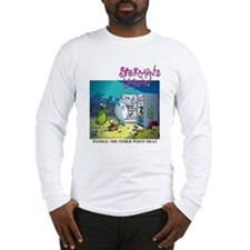 Poodle: The Other White Meat Long Sleeve T-Shirt