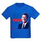 What Would Reagan Do? Design T