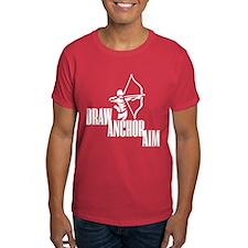 Draw. Anchor. Aim. T-Shirt
