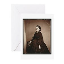 Mary Todd Lincoln Greeting Cards (Pk of 20)