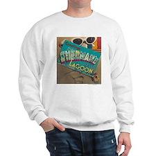 Postcard Greetings Sweatshirt