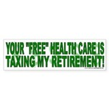 &amp;quot;Free&amp;quot; Health Care? (sticker)