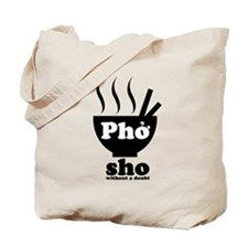 Cool What pho Tote Bag