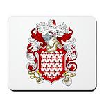 Bertram Coat of Arms Mousepad