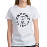 Trophy Husband Women's T-Shirt