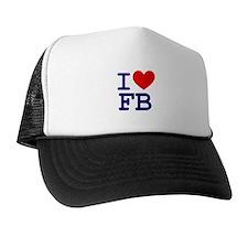 Unique Facebook Trucker Hat