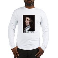 Mortify Sin Long Sleeve T-Shirt