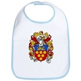 Beswick Coat of Arms Bib