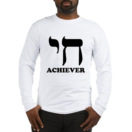 Chai Achiever Long Sleeve T-Shirt